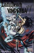 Lady Death vs. Vampirella II (2000) 1B