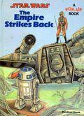 Star Wars Empire Strikes Back Pop-Up Book HC (1980) 1-REP