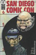 San Diego Comic Con Comics (1992) 4A