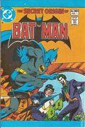 Secret Origin of Batman Mini Comic 1
