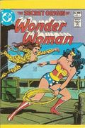 Secret Origin of Wonder Woman Mini Comic (1980) 1
