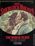 Son of Sherlock Holmes The Woman in Red GN (1977) 1-1ST