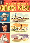 Dell Giant Lone Ranger's Golden West 3