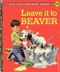 Leave It to Beaver HC (1959 Golden Press) A Little Golden Book 347