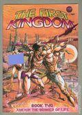 First Kingdom (1974) #2, 2nd Printing