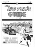 Comics Buyer's Guide (1971) 42