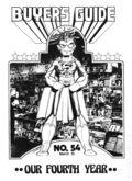 Comics Buyer's Guide (1971) 54