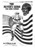 Comics Buyer's Guide (1971) 78