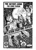 Comics Buyer's Guide (1971) 82
