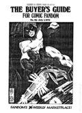 Comics Buyer's Guide (1971) 85