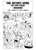 Comics Buyer's Guide (1971) 110