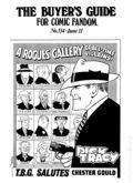 Comics Buyer's Guide (1971) 134