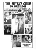 Comics Buyer's Guide (1971) 145