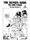 Comics Buyer's Guide (1971) 151