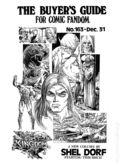 Comics Buyer's Guide (1971) 163
