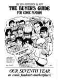Comics Buyer's Guide (1971) 208
