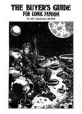 Comics Buyer's Guide (1971) 254