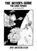 Comics Buyer's Guide (1971) 272