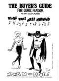 Comics Buyer's Guide (1971) 374