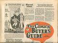 Comics Buyer's Guide (1971) 530