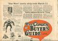 Comics Buyer's Guide (1971) 533