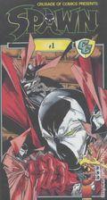 Crusade of Comics Presents Spawn (1992) Mini Comic 1