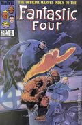 Official Marvel Index to the Fantastic Four (1985) 2