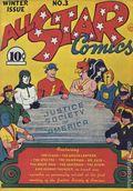 Don Maris Reprint: All Star Comics #3 (1940/1975) 3