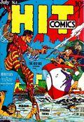 Don Maris Reprint: Hit Comics #1 (1940/1975) 1