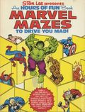 Marvel Mazes to Drive You Mad SC (1978 Fireside) 1-1ST