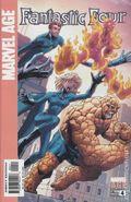 Marvel Age Fantastic Four (2004) 4