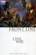 Civil War Front Line TPB (2007 Marvel) 1st Edition 1-1ST