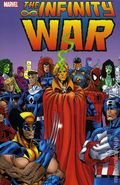 Infinity War TPB (2006 Marvel) 1-1ST