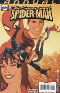 Sensational Spider-Man (2006 2nd Series) Annual 1