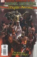 Official Handbook of the Marvel Universe Mystic Arcana (2007) 0