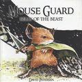 Mouse Guard (2006) 1C