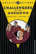 DC Archive Editions Challengers of the Unknown HC (2003 DC) 2-1ST