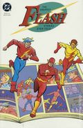 Greatest Flash Stories Ever Told HC (1991 DC) 1-1ST