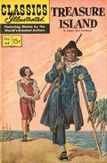 Classics Illustrated 064 Treasure Island (1949) 11
