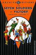 DC Archive Editions Seven Soldiers of Victory HC (2005-2008 DC) 1-1ST