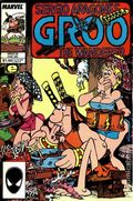 Groo The Wanderer (1985 Mavel) Mark Jewelers 28MJ