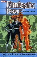 Fantastic Four Visionaries Walter Simonson TPB (2007-2009 Marvel) 1-1ST