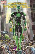 Captain Marvel TPB (2003-2004 Marvel) By Peter David 3-1ST