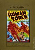 Marvel Masterworks Golden Age Human Torch HC (2005-2010 Marvel) 1-1ST