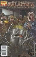 Battlestar Galactica Cylon Apocalypse (2007) 2D
