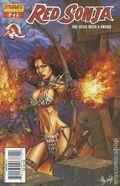 Red Sonja (2005 Dynamite) 21D
