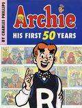 Archie His First 50 Years HC (1991 Abbeville Press) 1-1ST