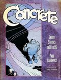 Concrete Complete Short Stories TPB (1990-1996 Dark Horse) 1st Edition 2-1ST