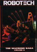 Robotech The Macross Saga TPB (2003 A Wildstorm Digest) 4-1ST