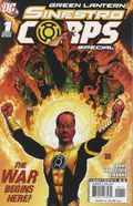Green Lantern Sinestro Corps Special (2007) 1A